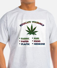Marijuana Education - T-Shirt