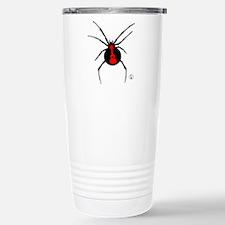 Ukulele Spider Travel Mug