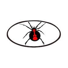 Ukulele Spider Patches