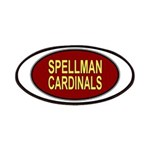 Spellman Cardinals Patches