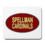 Spellman Cardinals Mousepad