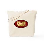 Spellman Cardinals Tote Bag