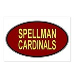 Spellman Cardinals Postcards (Package of 8)