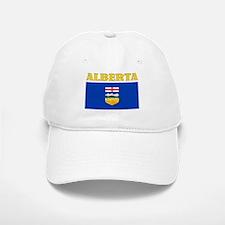 Alberta Flag Baseball Baseball Cap