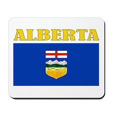 Alberta Flag Mousepad