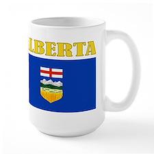 Alberta Flag Ceramic Mugs