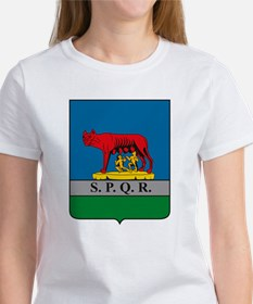 Rome Coat of Arms Tee