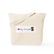 Cute Doodles Tote Bag