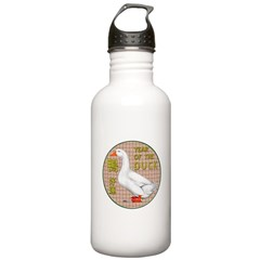Year of the Duck Water Bottle