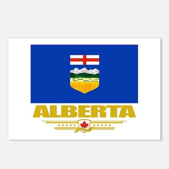 Alberta Pride Postcards (Package of 8)
