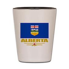 Alberta Pride Shot Glass