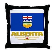 Alberta Pride Throw Pillow