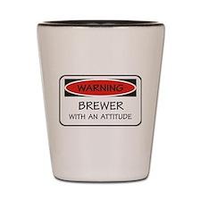 Attitude Brewer Shot Glass