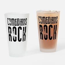 Comedians Rock Pint Glass