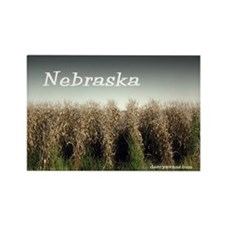 Corn Field Rectangle Magnet