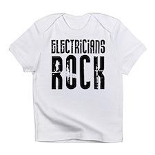 Electricians Rock Infant T-Shirt