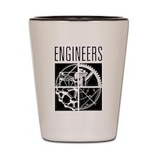 Engineers Shot Glass