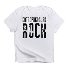 Entrepreneurs Rock Infant T-Shirt