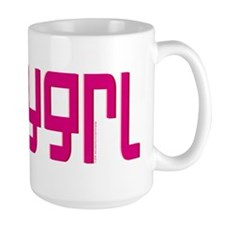 hckygrl (hockey girl) Mug