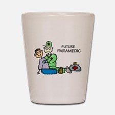 Future Paramedic Shot Glass