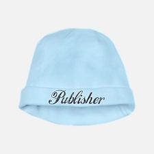 Vintage Publisher baby hat