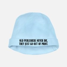 Old Publishers baby hat