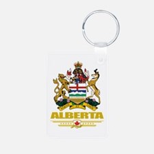 Alberta Coat of Arms Keychains