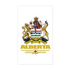 Alberta Coat of Arms Decal