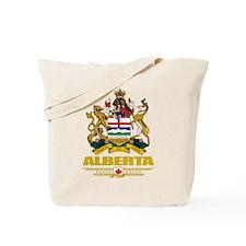 Alberta Coat of Arms Tote Bag
