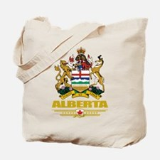 Alberta Coat of Arms Tote Bag