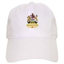 Alberta Coat of Arms Baseball Cap