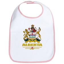Alberta Coat of Arms Bib