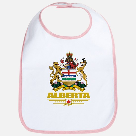 Alberta Coat of Arms Bib