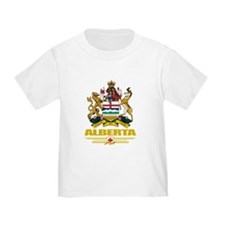Alberta Coat of Arms T