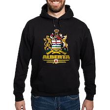Alberta Coat of Arms Hoodie