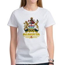 Alberta Coat of Arms Tee