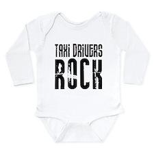 Taxi Drivers Rock Long Sleeve Infant Bodysuit