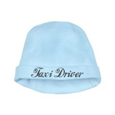 Vintage Taxi Driver baby hat