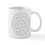 Flower Of Life Symbol Mug