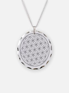 Flower Of Life Symbol Necklace
