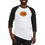 718 Logo Baseball Jersey