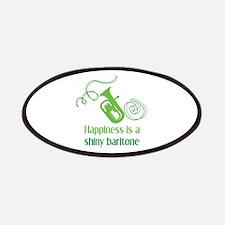 Shiny Baritone Patches