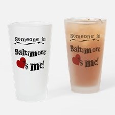 Baltimore Loves Me Pint Glass