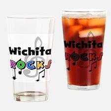 Wichita Rocks Pint Glass