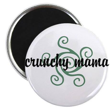 Crunchy mama Magnet