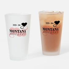 Montana Pint Glass