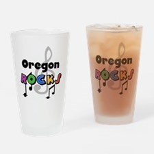 Oregon Rocks Pint Glass