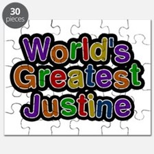 World's Greatest Justine Puzzle