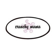 crunchy mama Patches