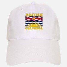 British Columbia Baseball Baseball Cap